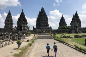 Giava - Yogyakarta - Prambanan - tempio indù
