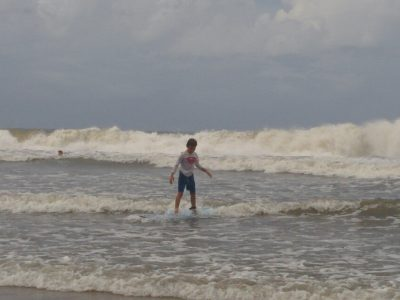Kuta - surfing per principianti