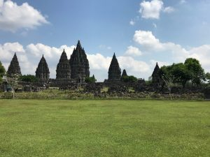 Yogyakarta- Jogja - Prambanan - tempio indù
