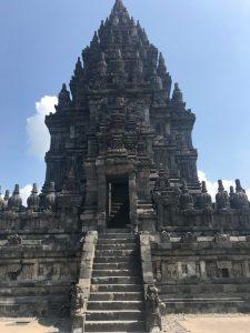 Indonesia - Jodgja - Yogyakarta- Prambanan - tempio indù
