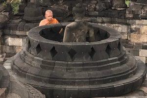 Giava - Yogyakarta - Bordobudur - tempio buddista