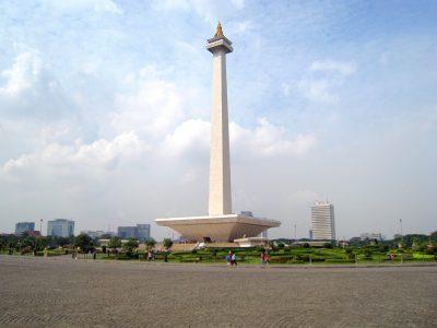 S10 - Monas, monumento per l'indipendenza - Jakarta