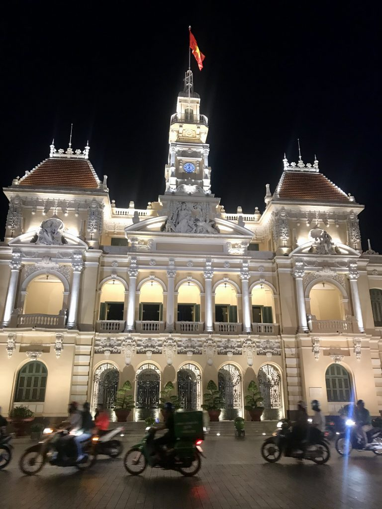 Ho Chi Minh City - Saigon - Vietnam