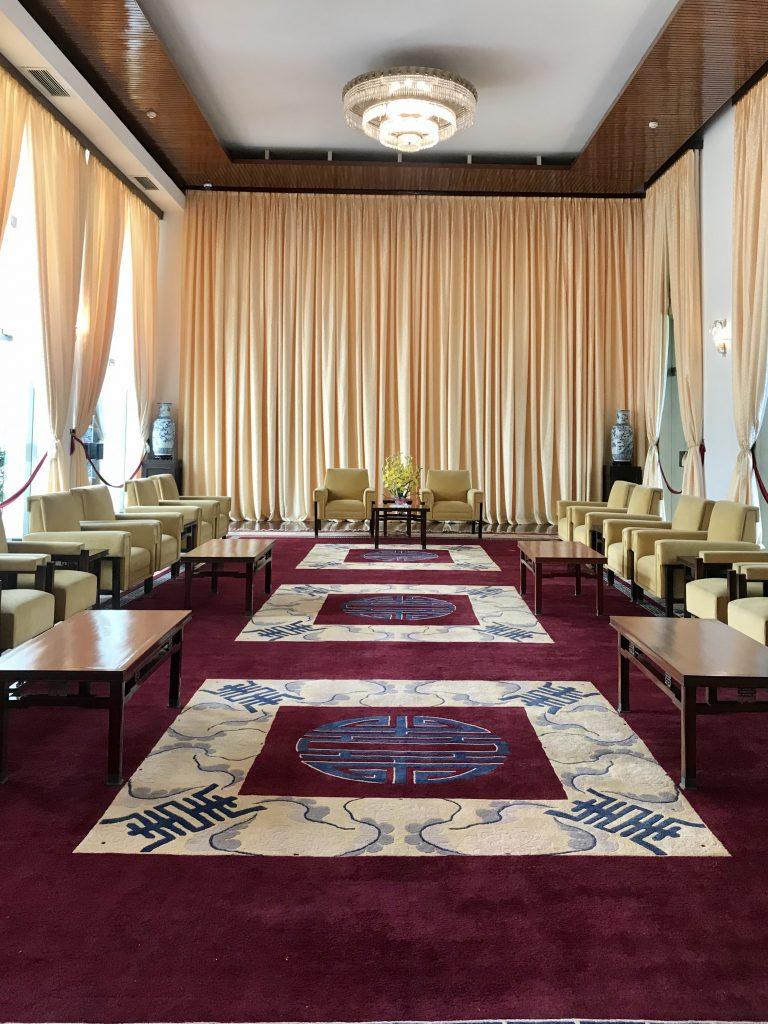 Vietnam - Ho Chi Minh City - Palazzo della Riunificazione o Indipendenza