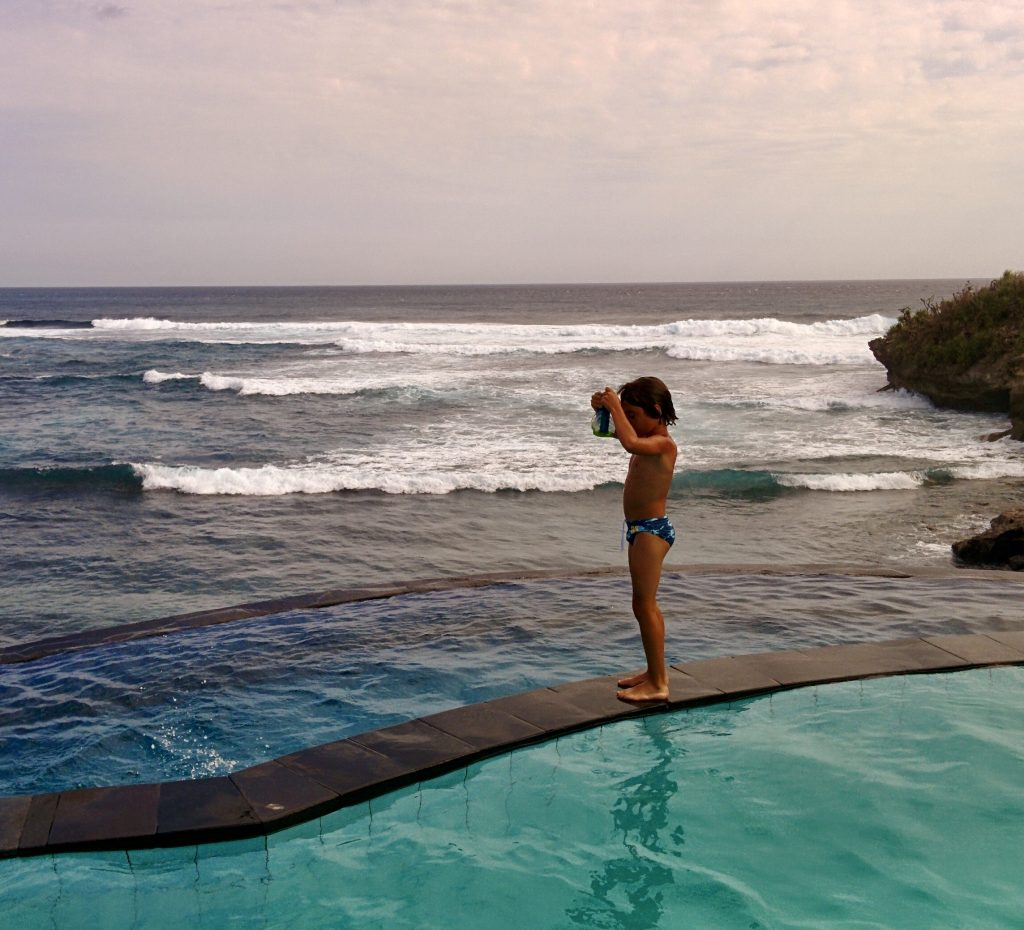 indonesia - Nusa Lembongan- dream beach