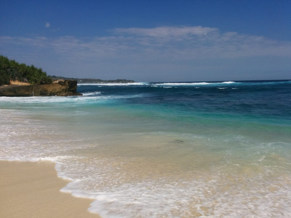 Indonesia - Nusa Lembongan - Dream Beach