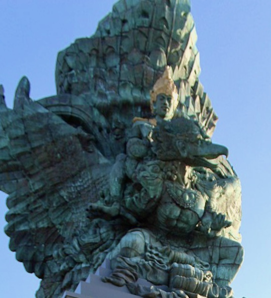 garuda - statua - bali