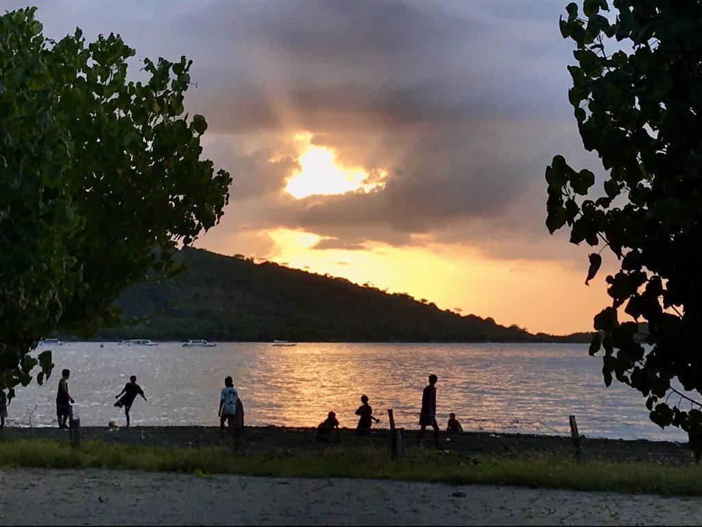 bali - tramonto